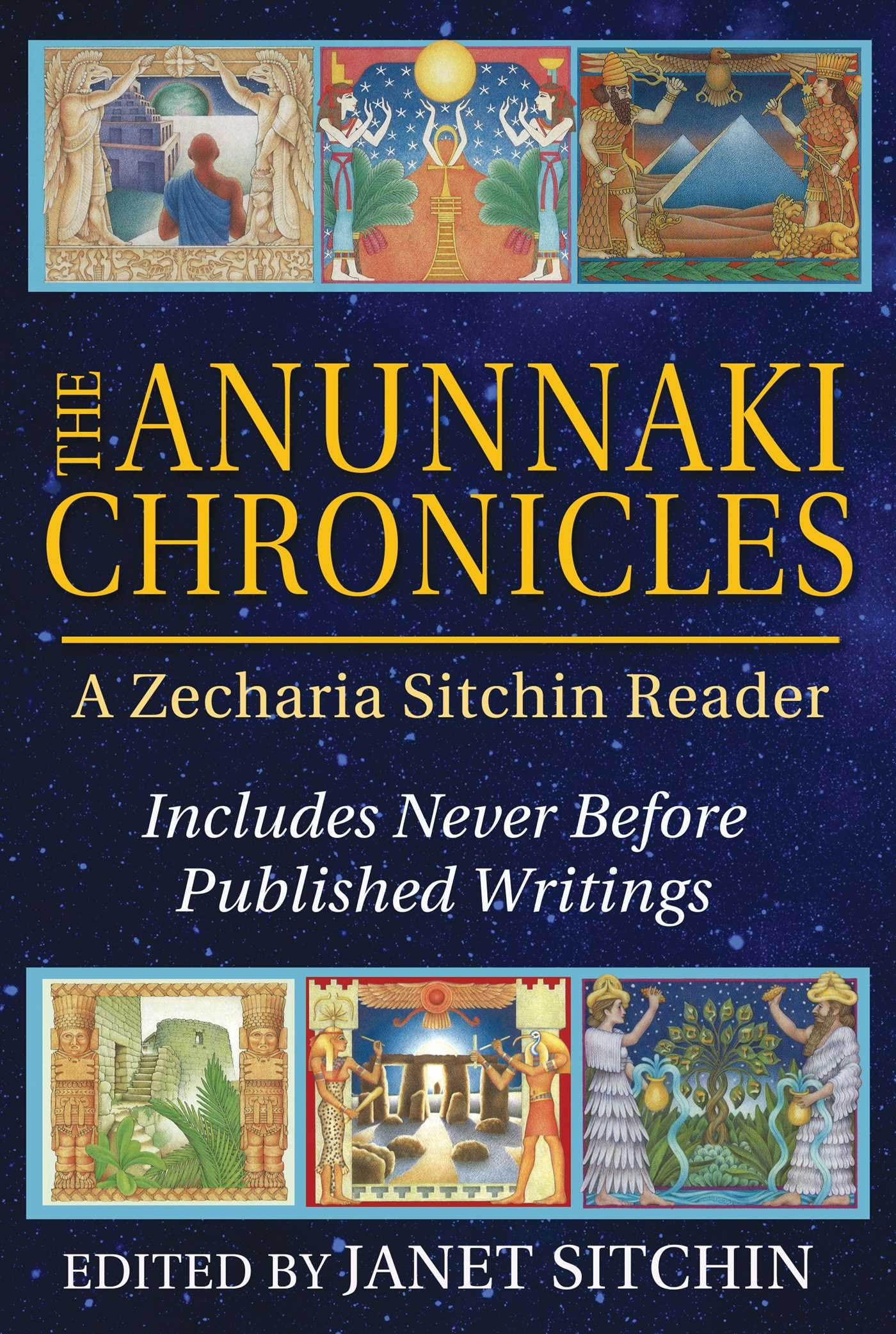 The Official Web Site of Zecharia Sitchin  Pearltrees